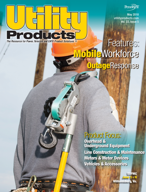 Utility Products Volume 22, Issue 5