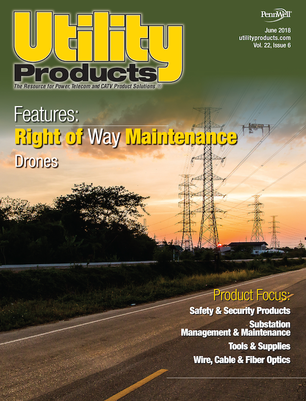Utility Products Volume 22, Issue 6