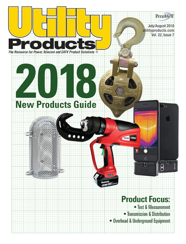 Utility Products Volume 22, Issue 7