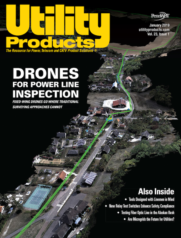 Utility Products Volume 23, Issue 1