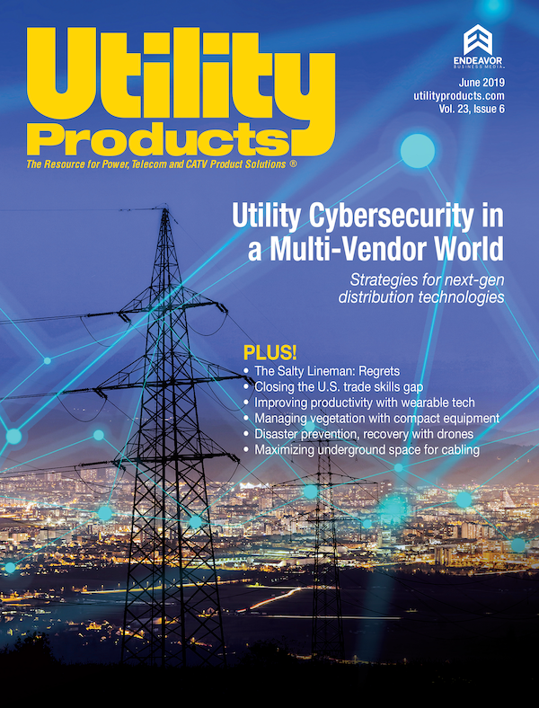 Utility Products Volume 23, Issue 6