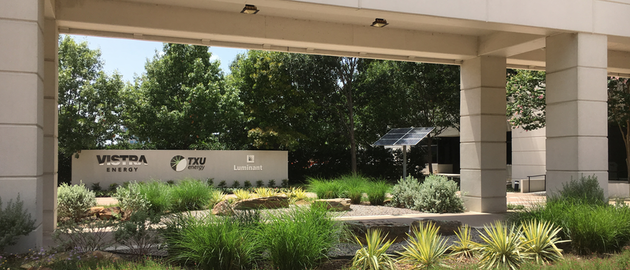 Vistra Energy's Texas-based headquarters