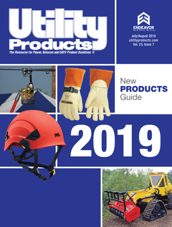 Utility Products Volume 23, Issue 7